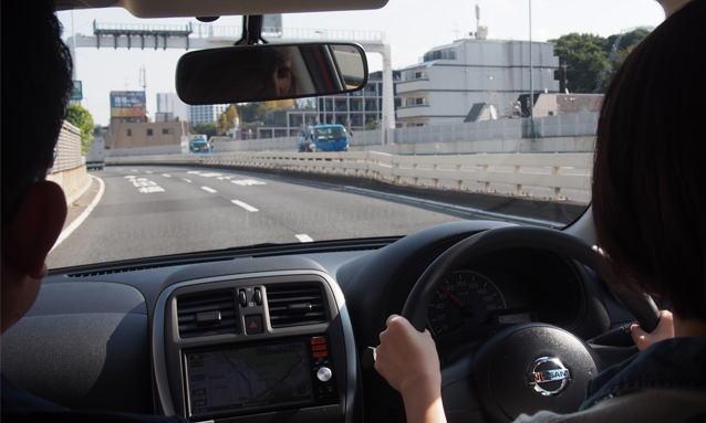 カーセンサー体験取材 【脱☆ペパドラ女子】レンタカーで出張型ペーパードライバー講習